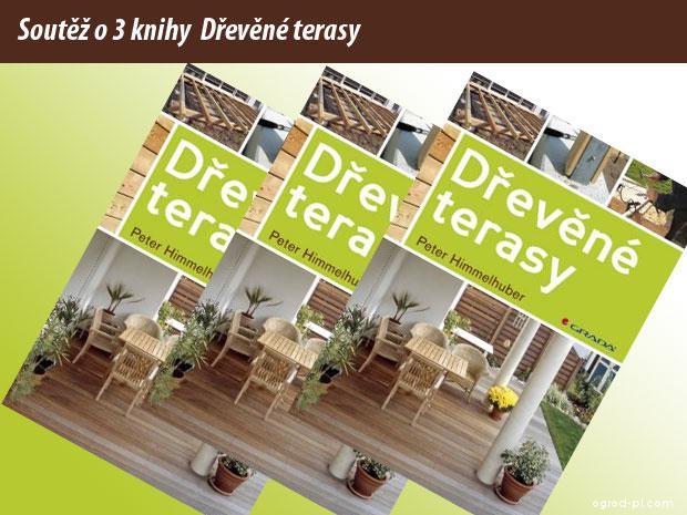 Dřevěné terasy - soutěž