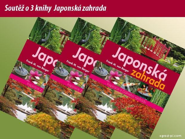 Japonská zahrada - soutěž