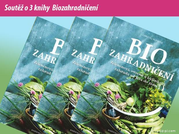 Biozahradničení - soutěž