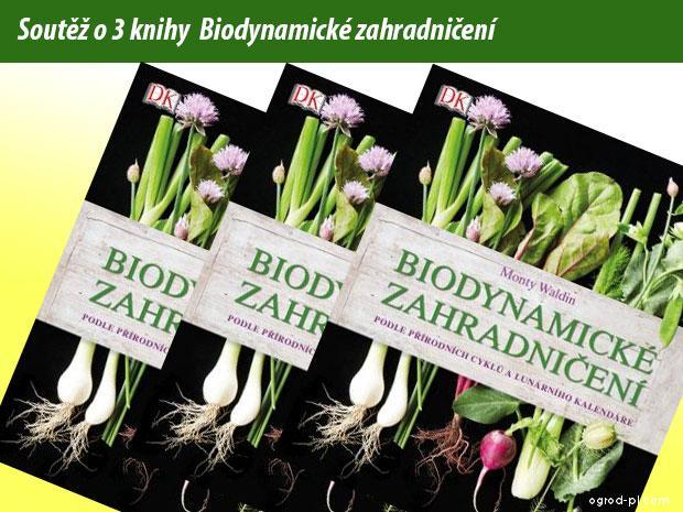 Biodynamické zahradničení - soutěž