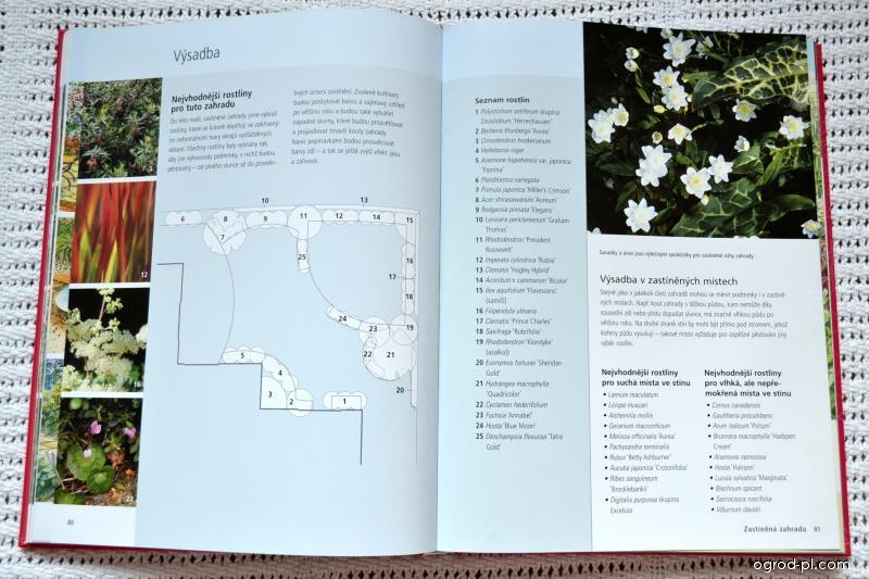 Zahrada kniha nejlepších návrhů, plánů a stylů - zastíněná zahrada 3