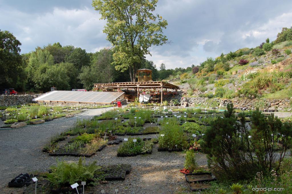 Arboretum Paseka Makču Pikču